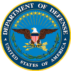 Department of Defense Patch