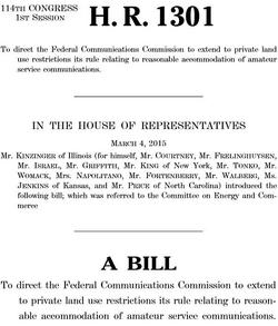 Hoto write a bill
