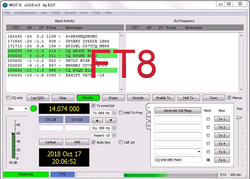 a30666ebabab The first FT8 Roundup over the December 1 - 2 weekend attracted some 1
